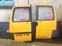 Vw Transporter T4 Barn Doors Ex AA 2001