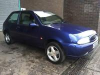 FORD FIESTA ZETEC 'CLASSIC' with NEW MOT LOVELY CAR THROUGHOUT