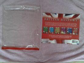 BRITISH HISTORY Books x6