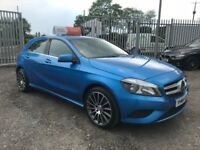 Late 2014 Mercedes A180 A Class Diesel **Full History** *FINANCE AND WARRANTY* (1series,a3,golf)