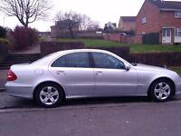 Mercedes 220 cdi 55plate