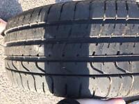 2454020 run flat Tyre