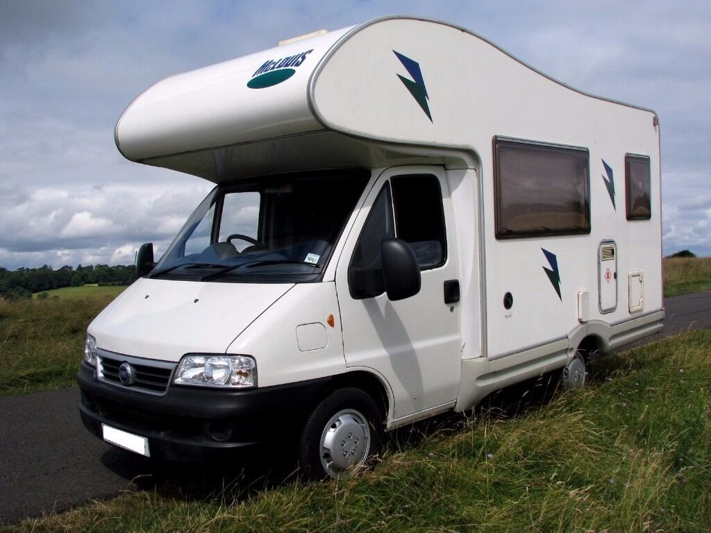 fiat ducato mclouis 410 motorhome sept 02 52 very low. Black Bedroom Furniture Sets. Home Design Ideas