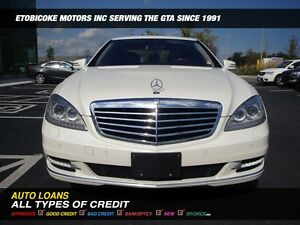 2010 Mercedes-Benz S-Class 450 / 4-MATIC / NAVI / BACK-UP CAM