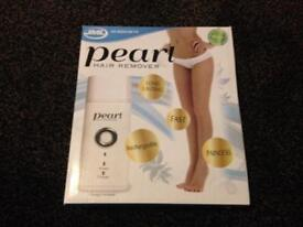 PEARL HAIR REMOVER NEW IN BOX