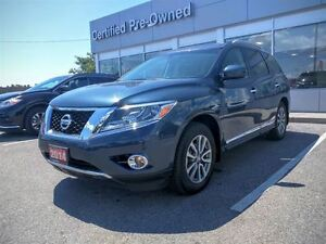 2014 Nissan Pathfinder SL Low KM  Call Us Today!