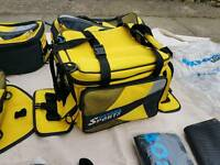 Motorcycle soft panniers