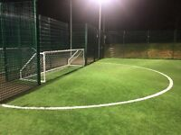 Monday evening 5aside needs players - all levels welcome