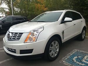 2016 Cadillac SRX Luxury AWD|Navigation|Sunroof|BOSE|V6|Heated S