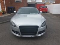 Audi tt 2007 model face lift ( px welcome