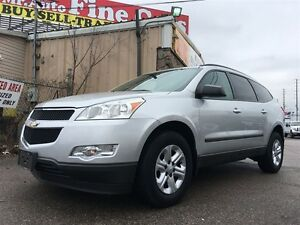 2010 Chevrolet Traverse NO ACCIDENT | 8 PASSENGERS | GREAT CONDI
