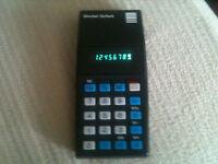 sinclair oxford 200 calculator .. retro 1975 .. £20 ono.