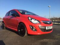 2012 VAUXHALL CORSA 1.4 SRI WITH 18,000 MILES - CAT C