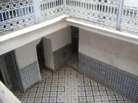 Moroccan Traditional Riad For Sale in the Beautiful City Of Marrakesh Morocco Marrakech