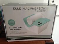 NEW BOXED - IPL Hair Removal System Elle Macpherson with Sensilight