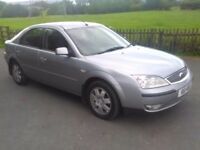 2007 Ford mondeo 130tdci. Going well