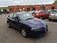 Alfa Romeo 147 Diesel Good Runner with history and mot