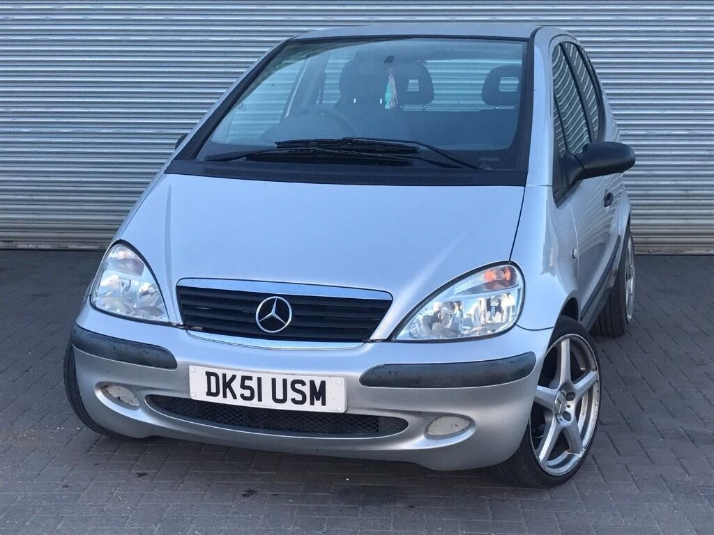 2001 mercedes a140 classic 5 doors 1 4 engine manual long mot great history in poole. Black Bedroom Furniture Sets. Home Design Ideas