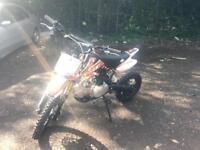 MXR 125cc Slam Pitbike