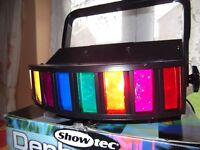 """Alligator """"Derby effect"""" Disco light for sale"""