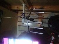 TV Aerial outside Antenna
