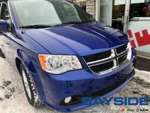 2019 Dodge Grand Caravan SXT Premium Plus|Bluetooth|Remote start