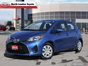 2015 Toyota Yaris LE Roomy interior, even for adults - Edmund...