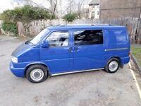 VW T4 Special camper van / campervan SWB