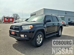 2010 Toyota 4Runner SR5 V6 Leather Sunroof  FREE Delivery