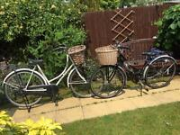 2 ladies bikes for sale
