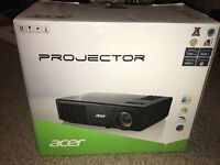 New Acer projector