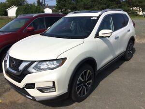 2018 Nissan Rogue SL AWD 465$ PER MONTH