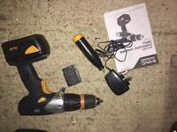 MacAllister 14.4v cordless hammer drill