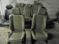 renault megane leather interior full including door cards seats
