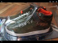 Rare Star Wars Han Solo adidas trainers limited edition size 10