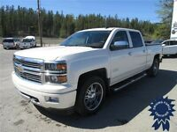2014 Chevrolet Silverado 1500 High Country, Leather Seats