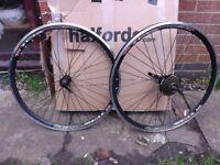 """new 26"""" bike wheels"""