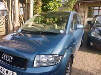 Audi A2 1.4 Petrol 2001