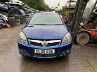 2009 Vauxhall Vectra SRI CDTI 150 5dr 1.9 Diesel Blue BREAKING FOR SPARES