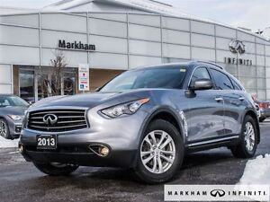 2013 Infiniti FX37 Most Sporty Crossover from Infiniti !