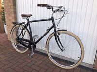 'Real' Classic (Halfords) Retro Bike (New!)
