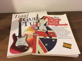 Guitar tutor and britpop song book. Learn how to play.