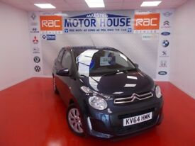 Citroen C1 FEEL(£0.00 ROAD TAX) FREE MOT'S AS LONG AS YOU OWN THE CAR! (blue) 2014