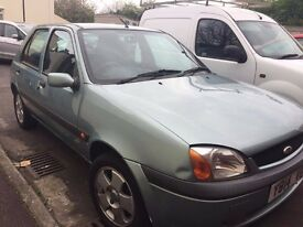 Ford Fiesta FOR SALE - GOOD RUNNER - GOOD FIRST CAR