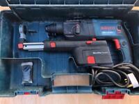 Bosch 240v hammer drill.