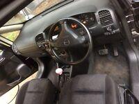 Black Automatic Subaru Traviq - 7 seater