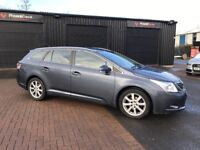 Toyota avensis 2.0 TR DIESEL one company owner!