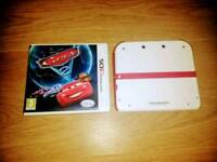 Nintendo 2ds with Disney cars
