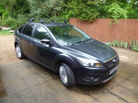 Low mileage, same family since 2008,good cond.privacy glass,roof bars, TDCI Titanium
