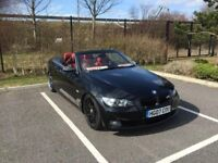 BMW CONVERTIBLE 3 SERIES 335i 3.0 READ LEATHER INTERIOR SERVICE HISTORY NEW MOT